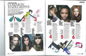 Marie Claire Feature